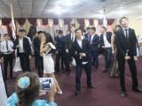 флешмоб на свадьбе Медета и Салтанат