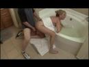 Пасынок в ванной грубо отодрал мачеху. Порно с мамкой. Секс в ванной. (теги: Порно молодые porno инцест минет орал анал секс tee