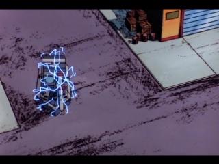 Коты Быстрого Реагирования 10 серия из 13 / SWAT Kats: The Radical Squadron Episode 10 (1993 - 1995)