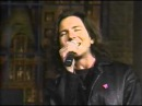Eddie Vedder - Black - The Late Show with David Letterman - 02/27/1996