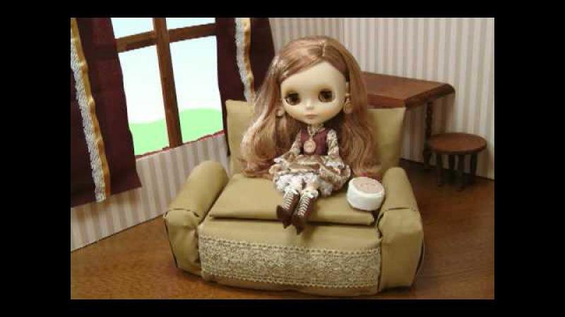 Neo Blythe- Princess Milk Bisquit de Q-pot.