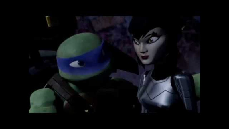 Leonardo/Karai - HEARTBREAK IN THE MAKING