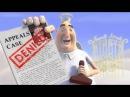 православный мультфильм Про ангела и беса