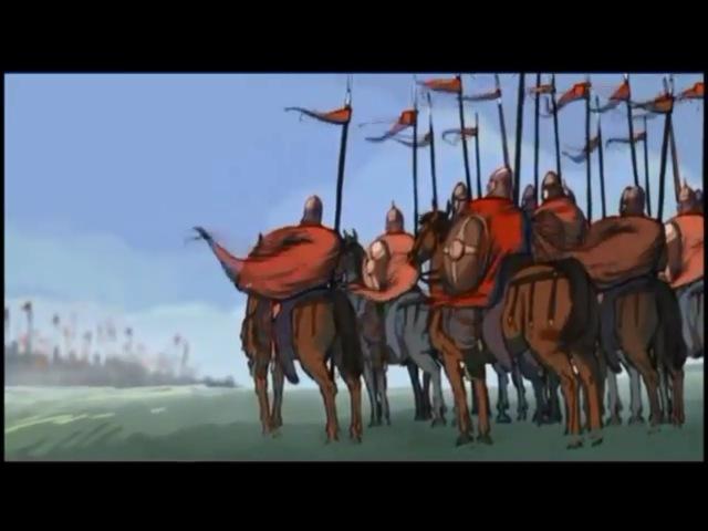 Православный мультфильм «Братья»