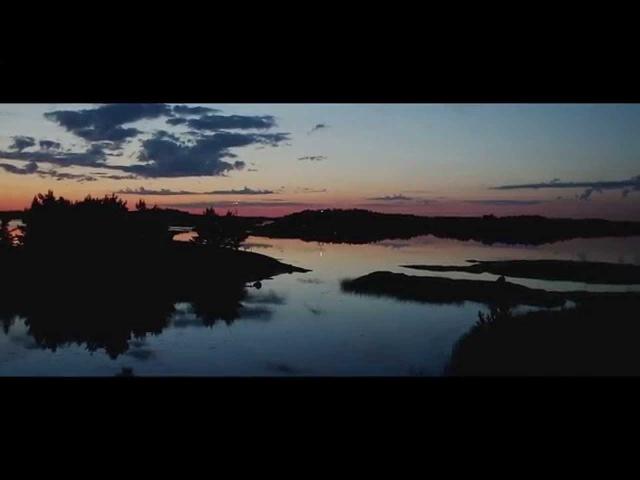 Кемпинг на финском архипелаге