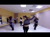 Джаз-фанк связка  Dance Center  хореограф Ю.Пенч