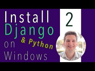 Install Django and Python on Windows 2 of 9 - Environment Variables + Distribute w/ Command Prompt