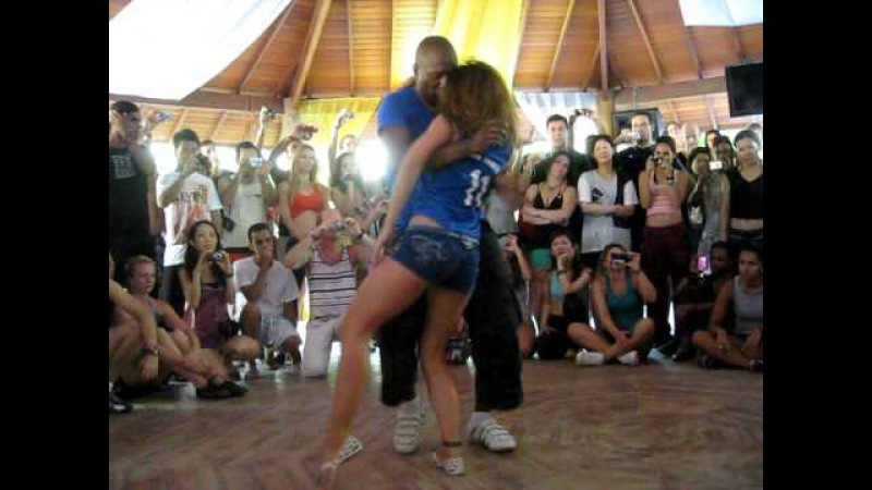 Gilson and Natasha Zouk Demo @ Berg's Congress 2011!Pure Love...(Arash)*