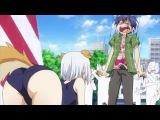 Date a live OVA - Origami Date - Dog scene and Hot Coffee Scene (HD)