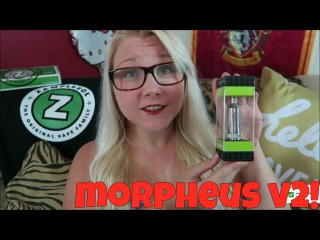 Morpheus V2 Review! | TiaVapes