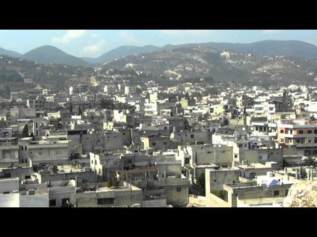 Достопримечательности Сирии. Масьяф