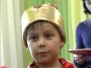 Новый Год 2015 в детском садике часть 1