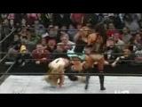 Trish Stratus vs Candice Michelle -raw womens championship