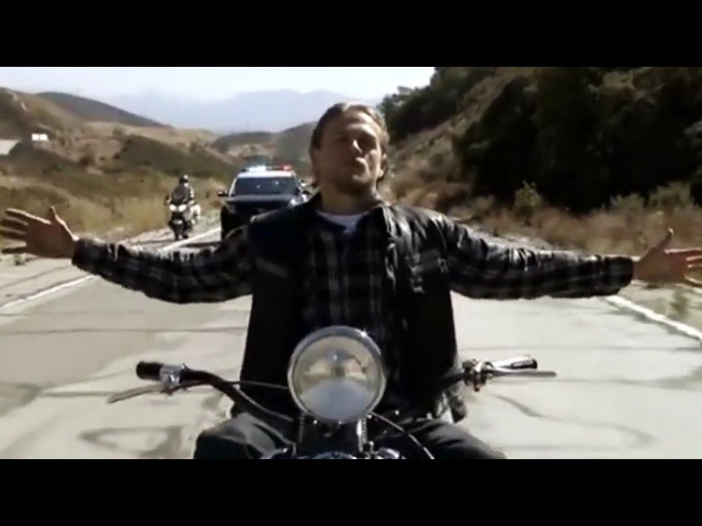 Sons Of Anarchy - Jax's Final Ride
