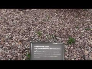 советские концлагеря в Германии (Communism Kills: Former Soviet Citizen Visits Soviet Mass Grave in... Buchenwald Concentration