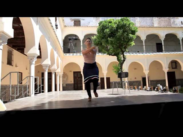 Coreografía flashmob Pastora Galván