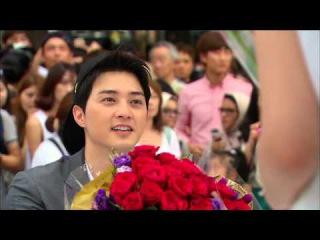 [VIDEO] HALO в MBC Drama and dance to EXO - Growl !!!!