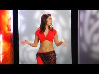 Восточный танец с Валерией Путицкой для начинающих. Урок 9
