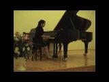 Pilikyan Iren, 9yo, Prokofiev - Mercutio op.75 #8 (Romeo and Juliet)