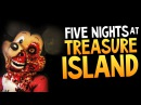 Five Nights At Treasure Island - КОШМАР ДИСНЕЯ