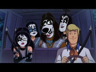 Scooby-Doo! And Kiss: Rock and Roll Mystery (2015) [Trailer]