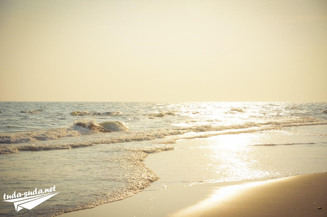 Пляжи Хуа Хин фото