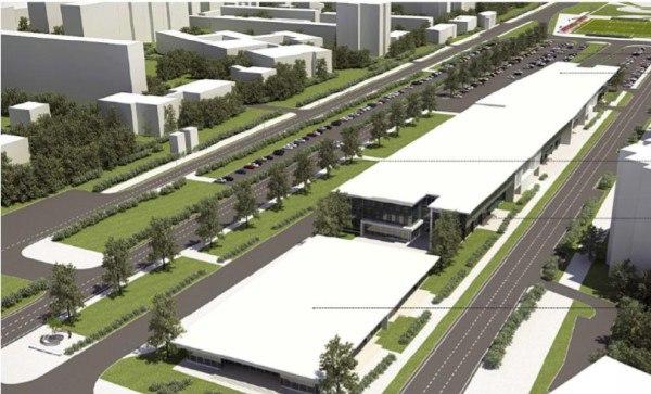 Власти Москвы предлагают инвесторам реализовать крупный девелоперский проект по строительству ТПУ «Новокосино»