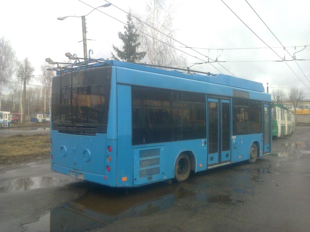 Фото: Иваново — Троллейбусы без номеров — TransPhoto
