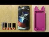 Чехол для iPhone 4 и iPhone 5 c Алиэкспресс. Товары из Китая с Aliexpress.