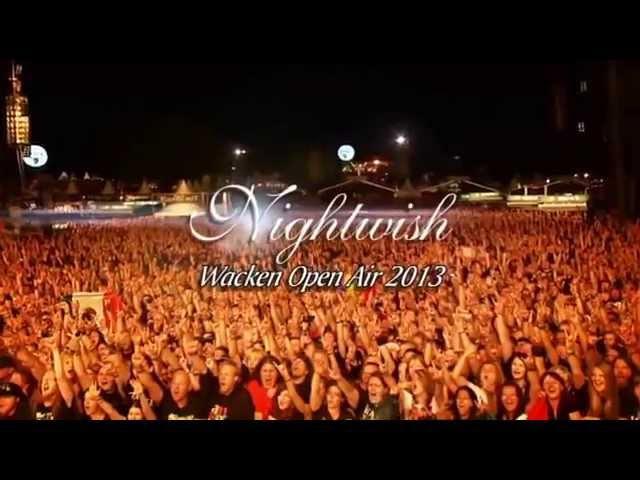 Nightwish Live at Wacken Open Air 2013 HD Full Concert