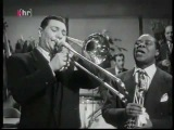 Jack Teagarden mit Louis Armstrongs All Stars Basin Street Blues 1951