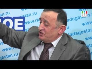Пресс-конференция о фильме Имам Шамиль