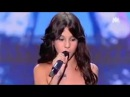 13 летняя француженка поёт песню Adele Rolling In The Deep