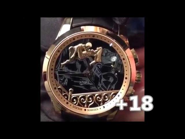 Эротические Швейцарские Наручные Часы(Swiss Luxury Watch)▲ClickToShare▼