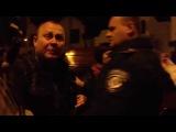 П'яні відвідувачі нічного клубу у Луцьку