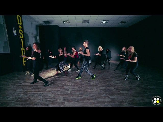 Justin Bieber - Love Me Like You Do | jazz-funk choreography by Kostya Beginin | D.side dance studio