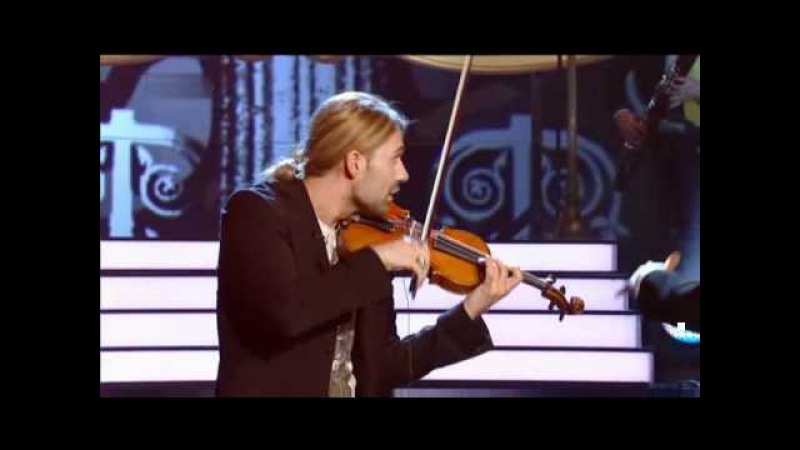 David Garrett Variations on a theme of Corelli in the style of Tartini 2011