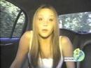 Amanda Bynes and Hilary Duff MTV TRL 06-05-03