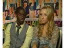 "Amanda Bynes and Elijah Kelley ""Hairspray"" interview 2007"