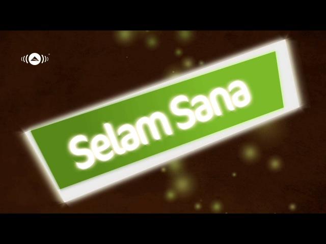 Maher Zain - Selam Sana (Turkish-Türkçe) | Official Lyric Video