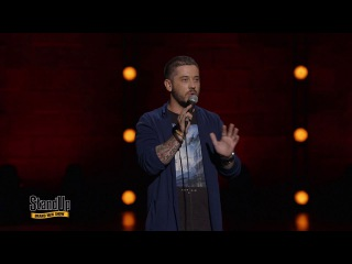 Stand Up: Стас Старовойтов - О гомосексуализме, толерантности и национальном чувстве юмора