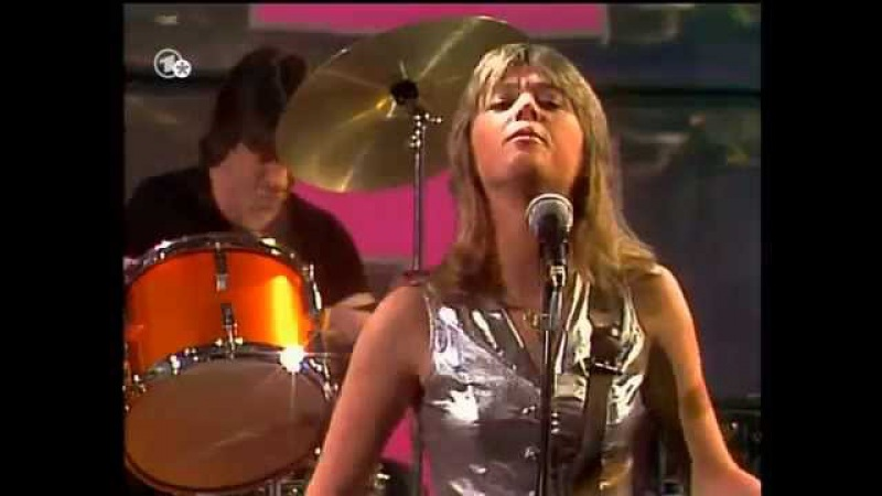Suzi Quatro - Don't Change My Luck 1978
