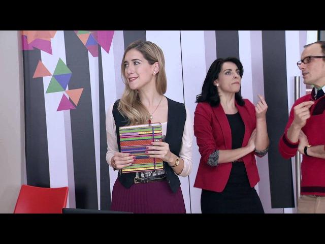 Violetta 3 - Jade, Angie y Priscila cantan Destinada a brillar (Ep 58) HD