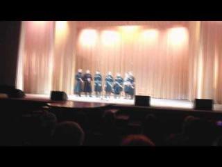 Khasanbegura - грузинская песня времён русско-турецких войн. Йодль