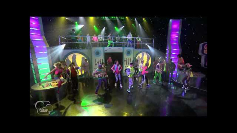 Shake It Up | Blow The System Song | Official Disney Channel UK