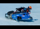 2015 Eganville Bonnechere Cup Snowmobile oval ice racing