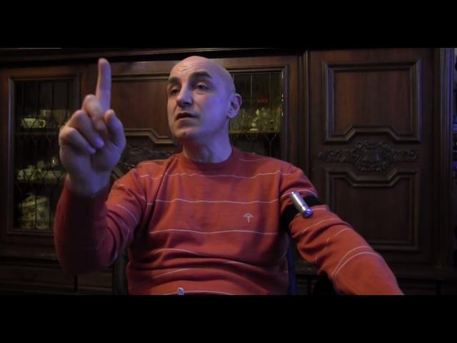 Гинтарас говорит о том как достиг ПРОСВЕТЛЕНИЯ и понял что такое ДХАРМА.
