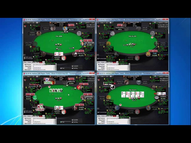 [Academy Poker] | Live-Session MTSnG Pokerstars Дмитрий Hammerhead