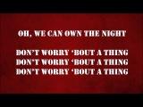 Madcon - Don't Worry (Feat. Ray Dalton) LYRICS