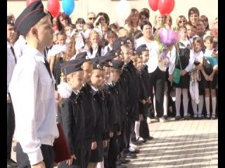 Еще на пять кадетских классов в школах Старого Оскола стало больше